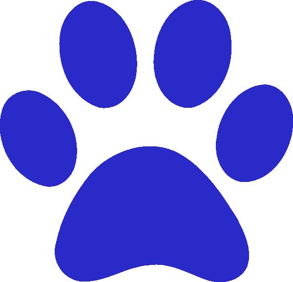 Tiger Paw Clip Art At Clker Com Vector Clip Art Online Royalty Free