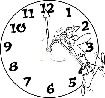 time clipart