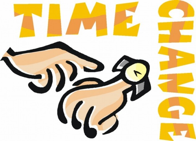 Time Change Image Clipart