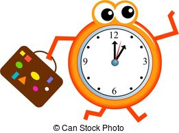 Time Travel - Time Clip Art