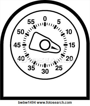 Timer Clipart Stop Watch Icon