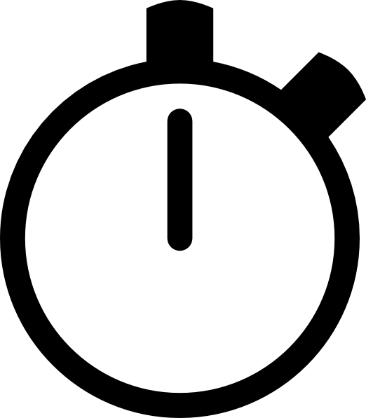 Timer Clipart Stop Watch Icon Hi Png