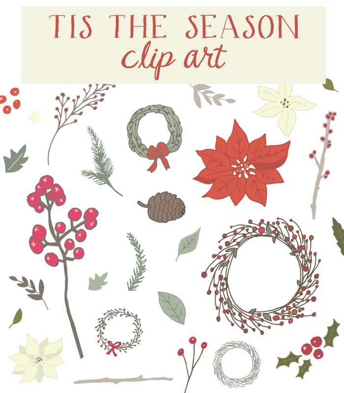 Tis The Season Cute Hand Drawn Christmas-Tis The Season Cute Hand Drawn Christmas Clip Art Cancel Reply-19