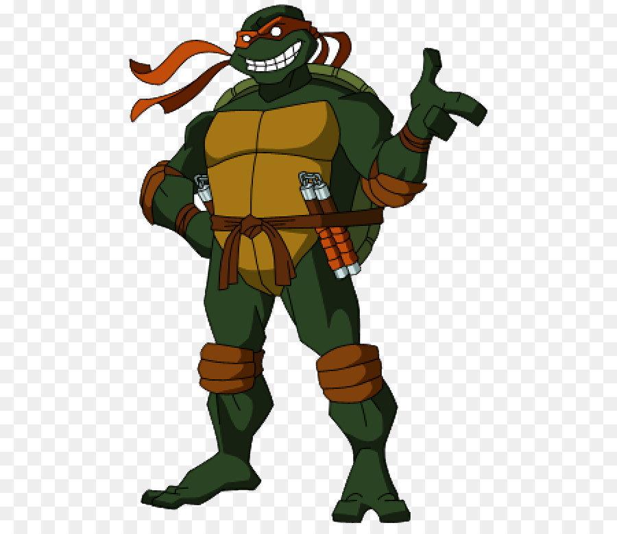 Michelangelo Raphael Teenage  - Tmnt Clipart