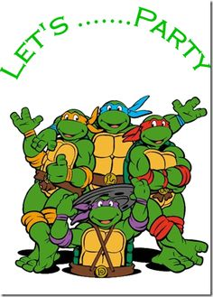 Tmnt cliparts - Ninja Turtles Clip Art