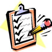 To. To Do List Clip Art