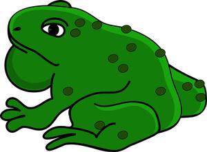Toad Clip Art-Toad Clip Art-0