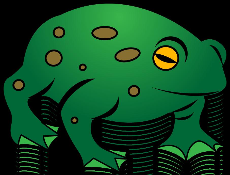 Toad Clip Art-Toad Clip Art-1