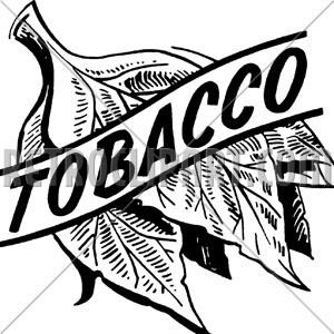 Tobacco Clip Art