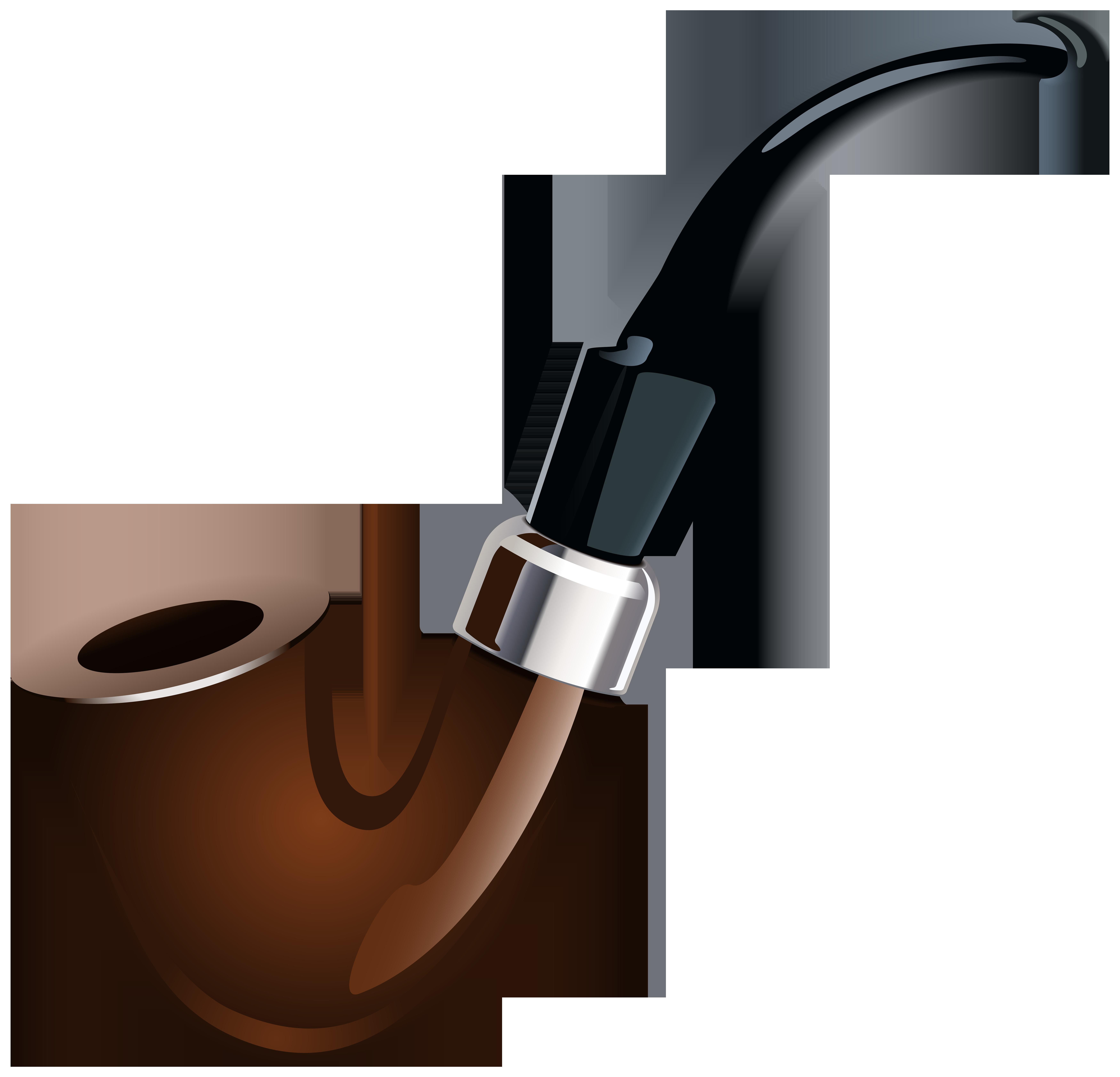 Tobacco Smoking Pipe Clip Art Web Clipar-Tobacco smoking pipe clip art web clipart-18