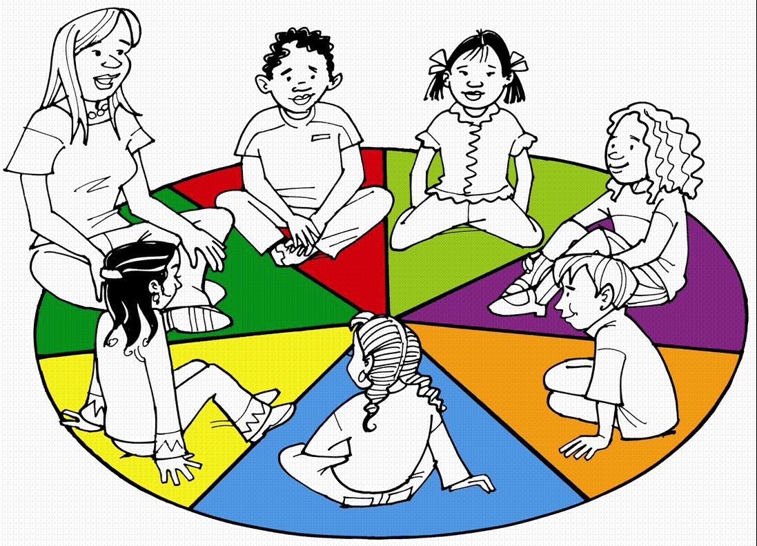 Toddler Circle Time Of Clipart .-toddler circle time of clipart .-19