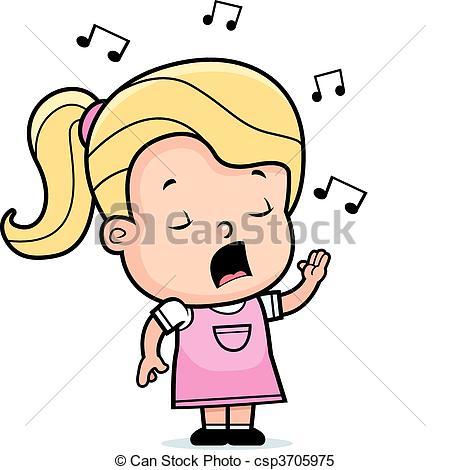 ... Toddler Singing - A cartoon toddler -... Toddler Singing - A cartoon toddler girl singing a song. Toddler Singing Clipart ...-17