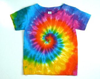 Toddler Tie Dye Tee Shirt, .-Toddler Tie Dye Tee Shirt, .-18