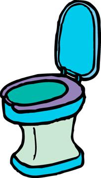 Toilet Clip Art Black And White Free Cli-Toilet clip art black and white free clipart images 5 clipartcow-13