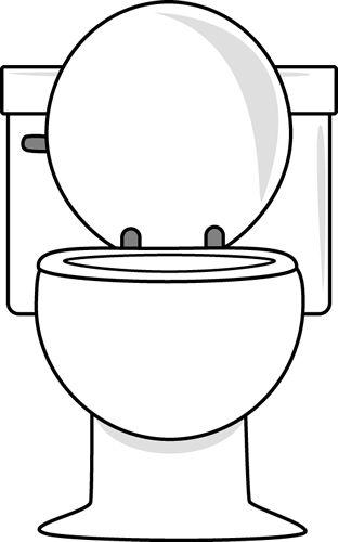 Toilet Clip Art Vector Toilet Graphics I-Toilet clip art vector toilet graphics image-16