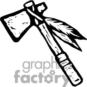 Tomahawk Clipart-tomahawk clipart-6