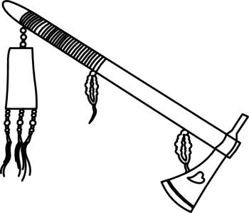 Tomahawk Clipart-tomahawk clipart-7