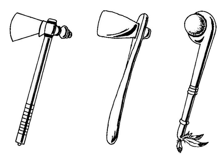 Tomahawk Clip Art-Tomahawk Clip Art-9