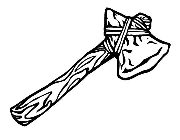 Tomahawk Clipart-Tomahawk Clipart-10