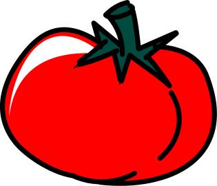 Tomato Ripe Clipart Http Www Wpclipart Com Food Fruit Tomato