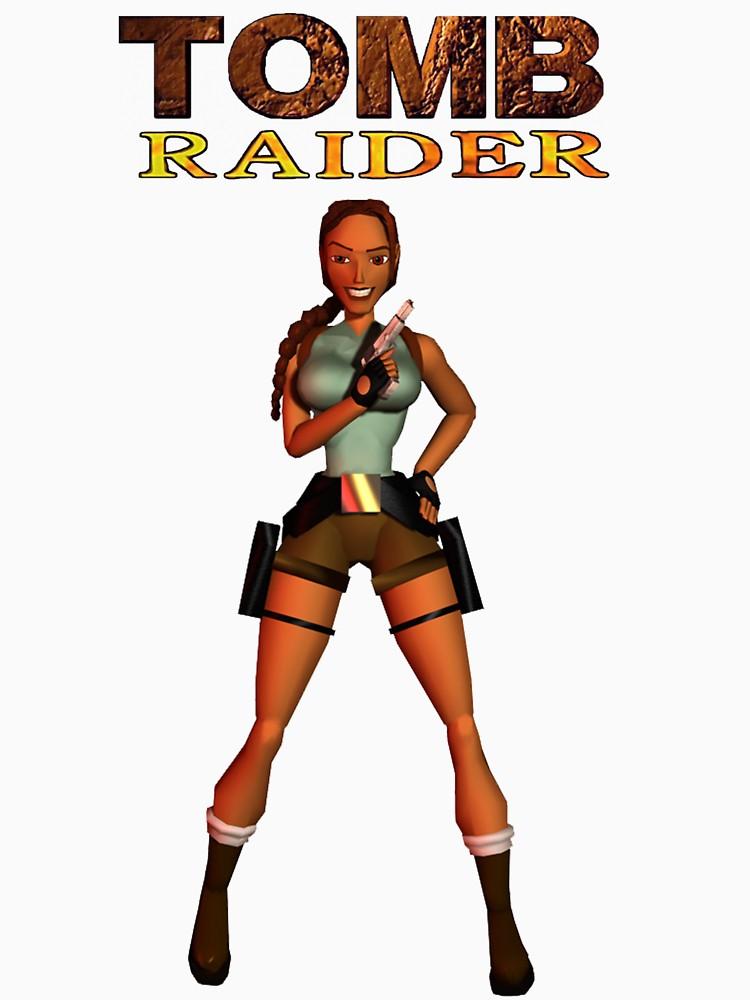 Classic Tomb Raider By JustKorra-Classic Tomb Raider by JustKorra-17