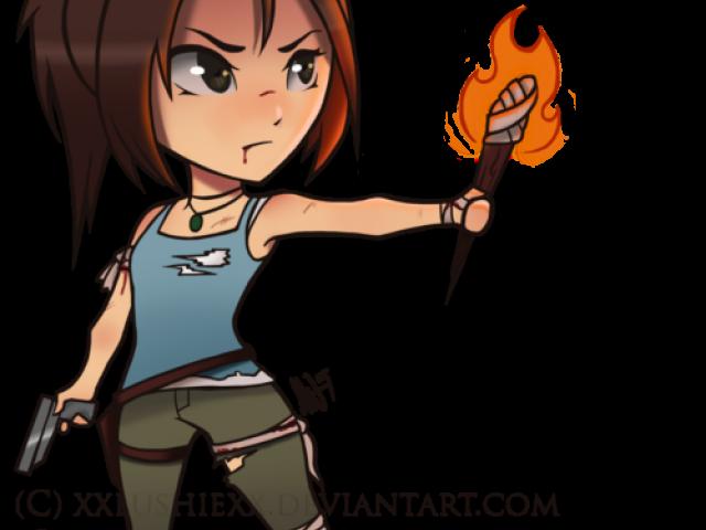 Tomb Raider Clipart Tener-Tomb Raider Clipart tener-8
