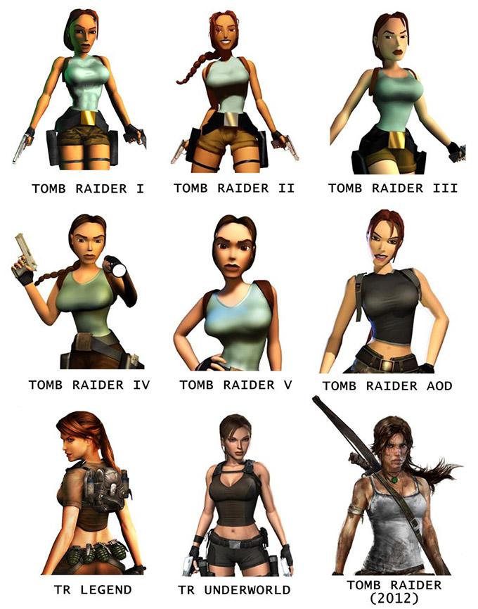 Tomb Raider History-Tomb Raider History-19