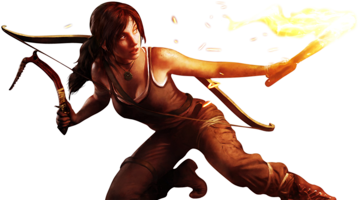 Tomb Raider PNG Clipart