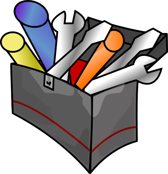 Tool Box Clip Art At Clker Com Vector Clip Art Online Royalty Free