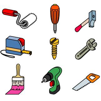 Tool Clipart-Clipartlook.com-324