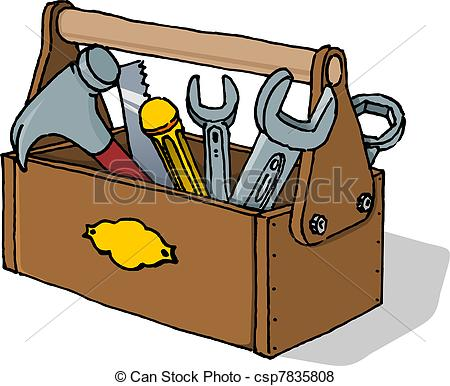 Toolbox Vector Illustration-Toolbox Vector Illustration-1