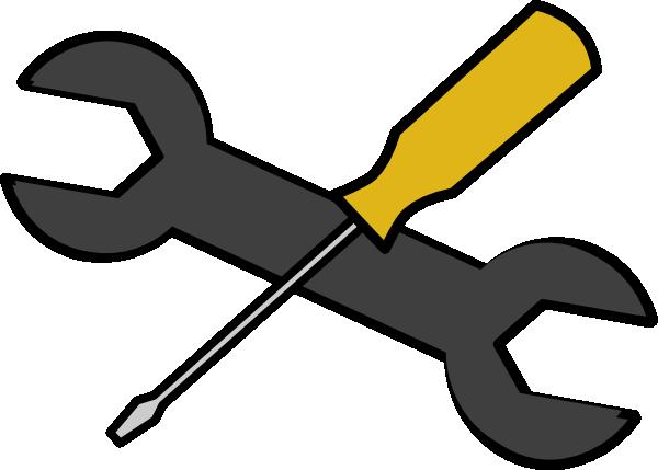 Tools clip art - vector clip .
