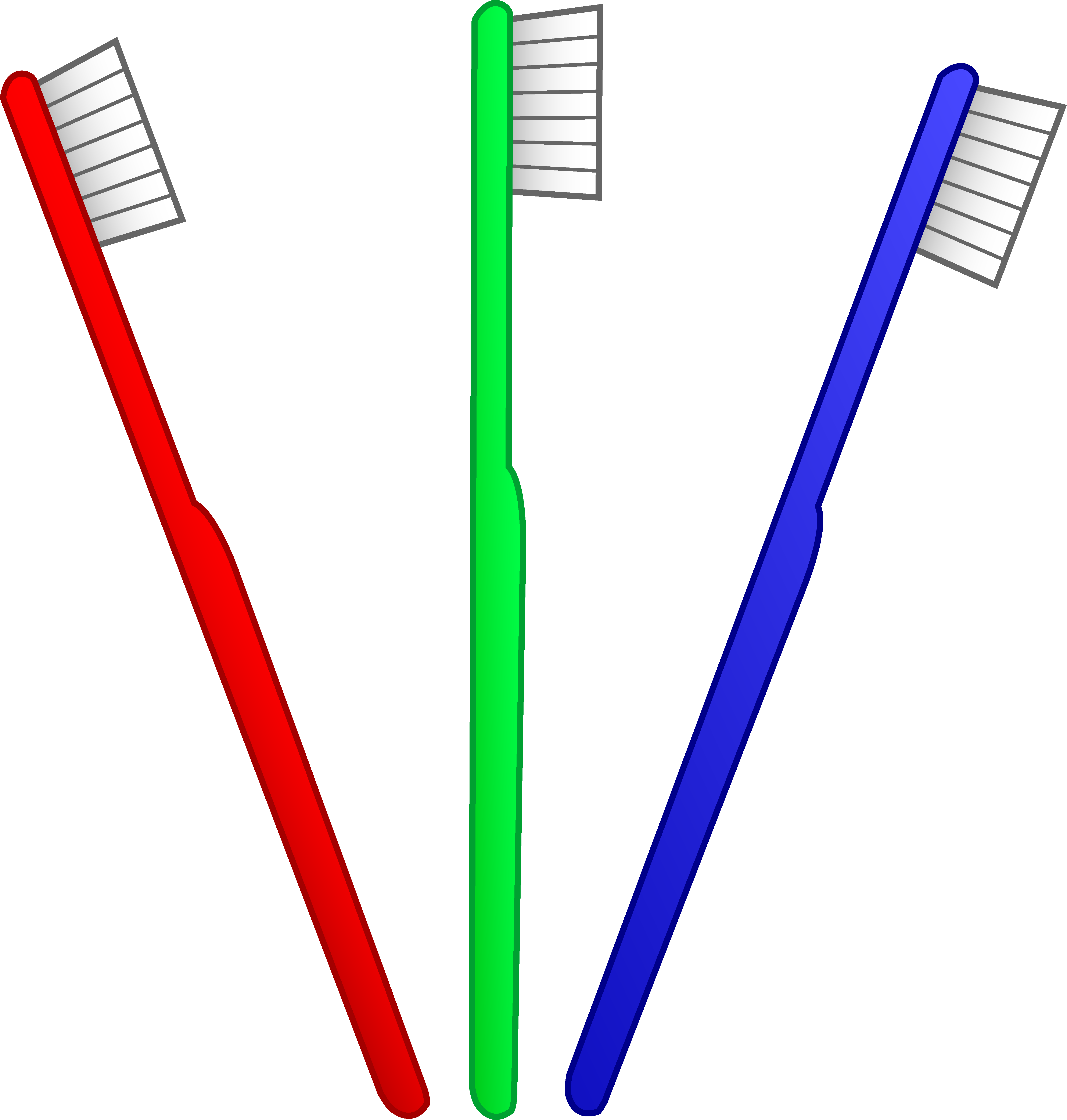 Toothbrush Clipart #24400