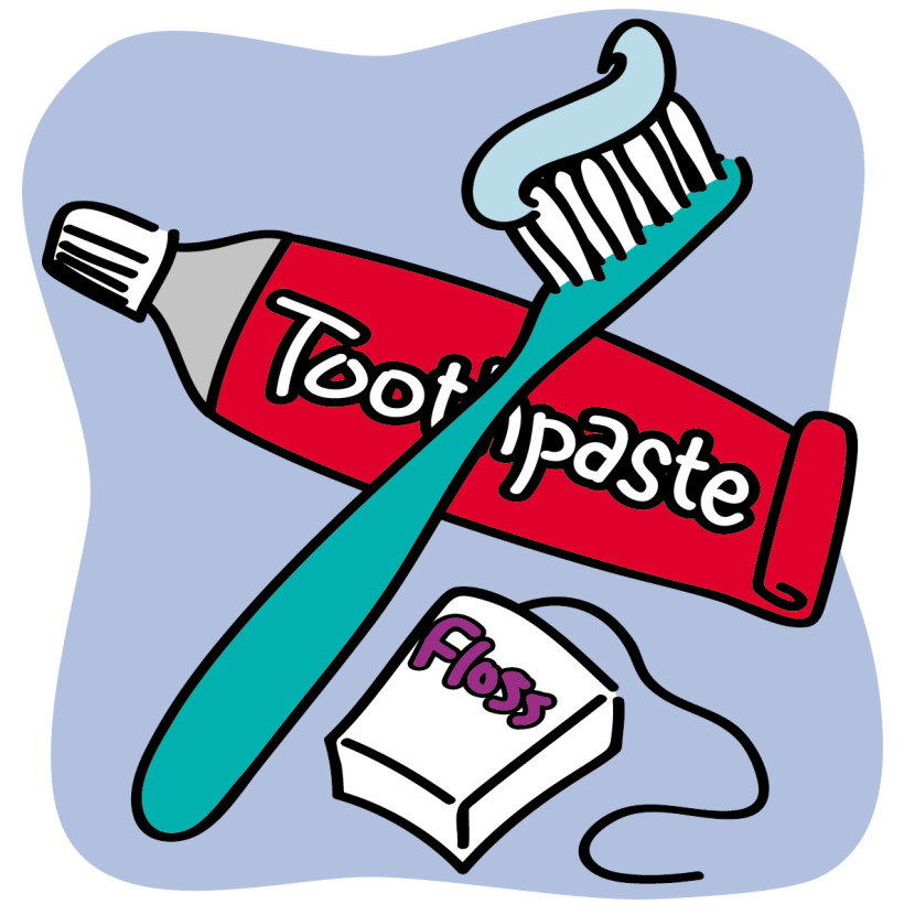 Toothbrush clipart 4