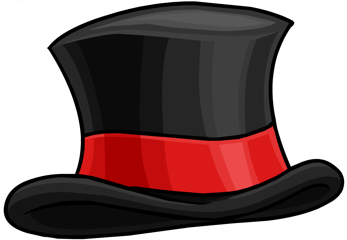 Top Hat (Puffle Hat) .