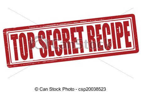 ... Top Secret Recipe - Stamp With Text -... Top secret recipe - Stamp with text top secret recipe... Top secret recipe Clip Artby ...-19