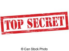 ... Top Secret - Stamp With Text Top Sec-... Top secret - Stamp with text top secret inside, vector.-17