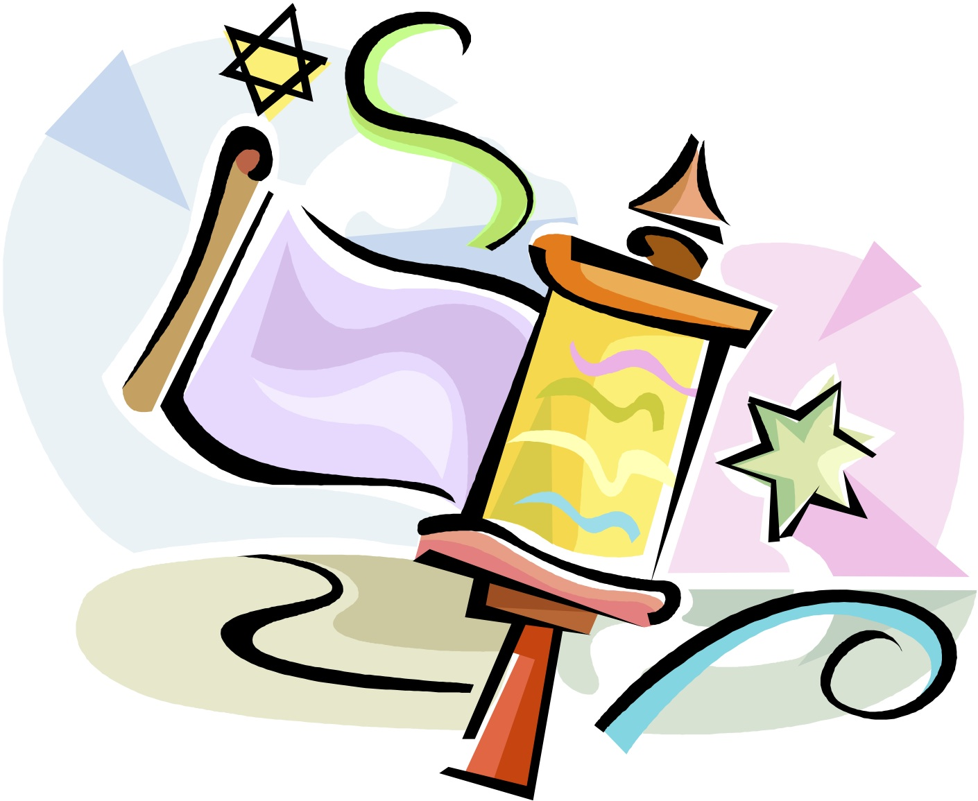 Torah Clip Art; Passover .-Torah Clip Art; Passover .-14