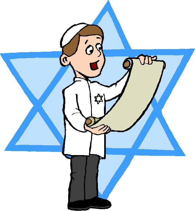 Torah Image - Jewish Clipart