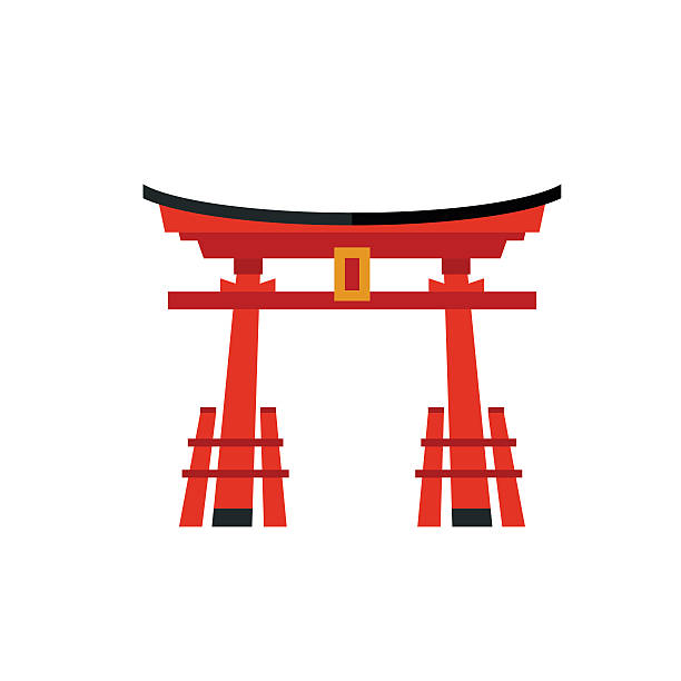 Torii Gate Clipart & Look At Clip Art Images - ClipartLook