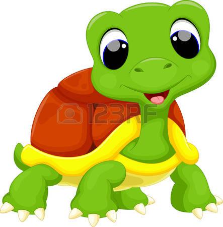Tortoise: Cute Turtle Cartoon-tortoise: Cute turtle cartoon-14
