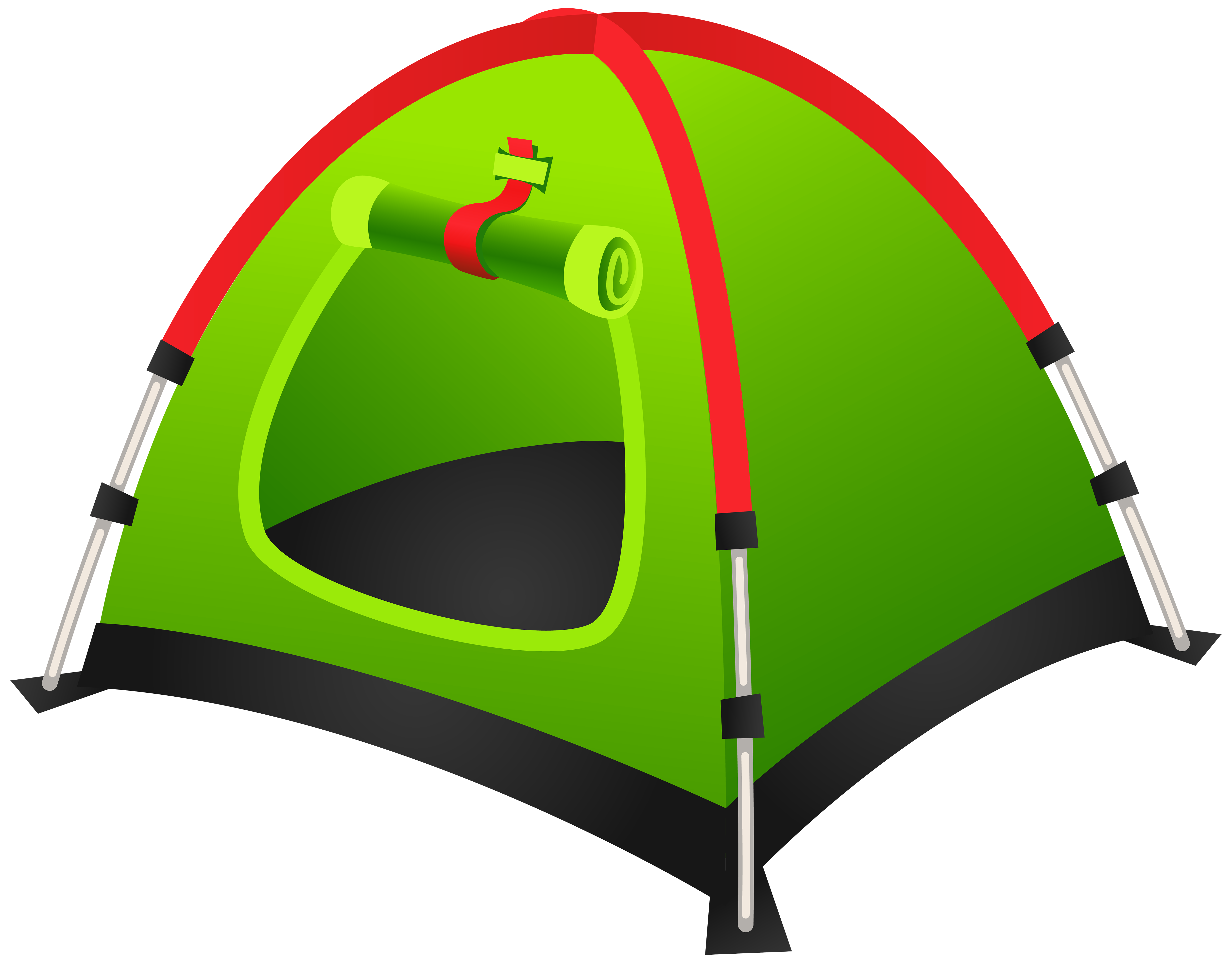 Tourist Green Tent PNG Clipart Image-Tourist Green Tent PNG Clipart Image-18