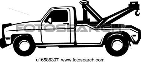 Tow Truck. ValueClips Clip Art