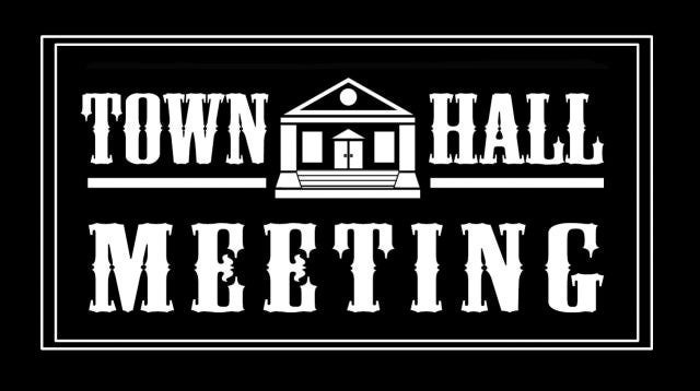 Town Hall Meeting Minutes - Borough of Mechanicsburg