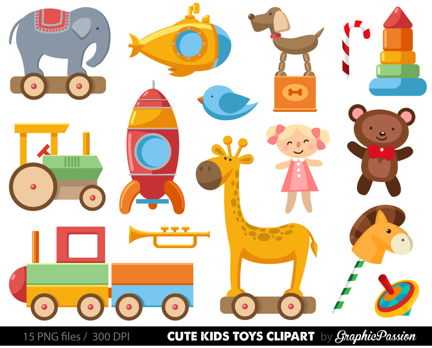 toy clipart-toy clipart-4