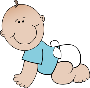 Toy Baby Doll Clipart #1