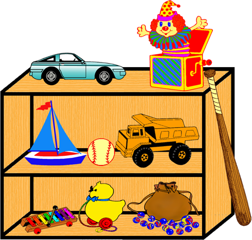 Toy Shelf 2 Png Clipart By Clipartcottta-Toy Shelf 2 Png Clipart By Clipartcotttage On Deviantart-7