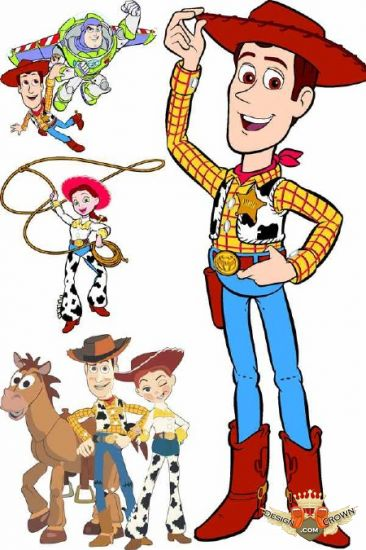 Toy Story 3 Clip Art Clipart .-Toy Story 3 Clip Art Clipart .-7