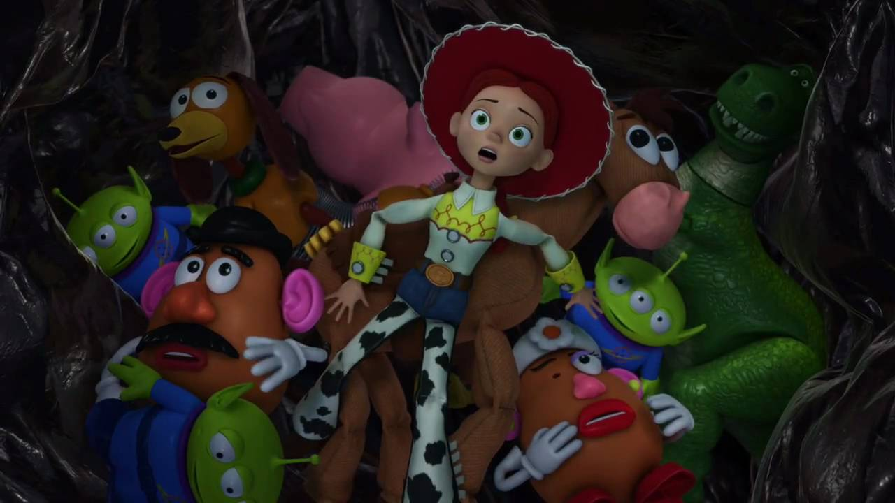 Toy Story 3 Clip-Toy Story 3 Clip-3