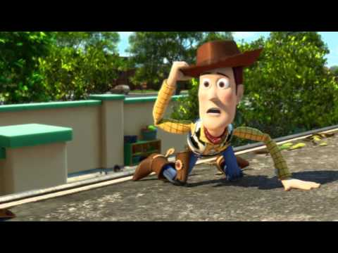 Toy story 3 Woody escape Sunnyside-Toy story 3 Woody escape Sunnyside-13